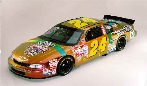 jeff gordon 2009 paint scheme. Jeff Gordon#39;s Chromalusion